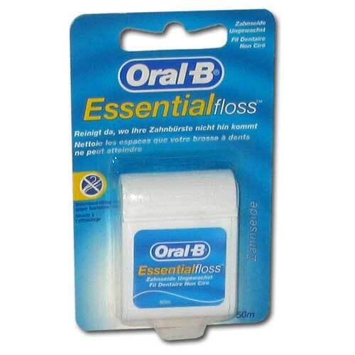 ORAL B Zahnseide ungewachst - 1