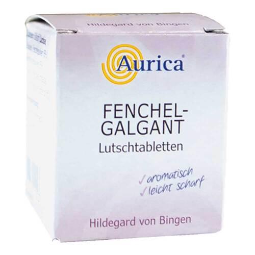 Fenchel Galgant Lutschtabletten - 1