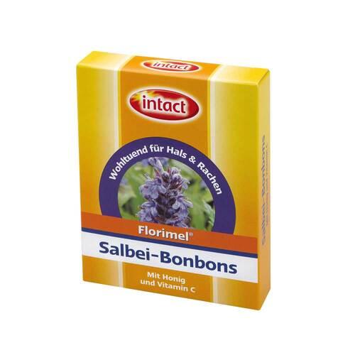 Florimel Salbeibonbons mit Vitamin C - 1