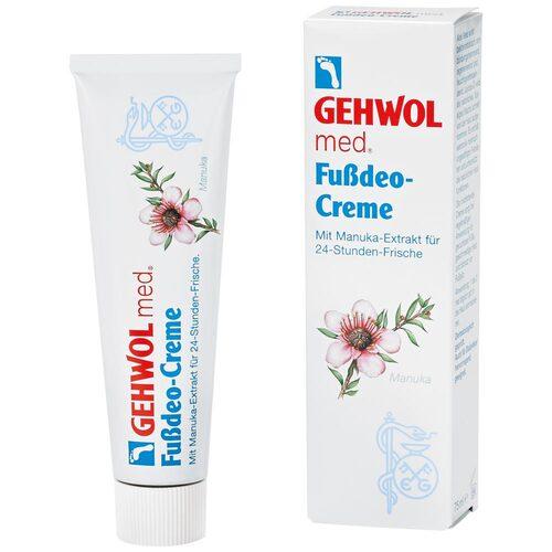 Gehwol med Fußdeo-Creme - 1