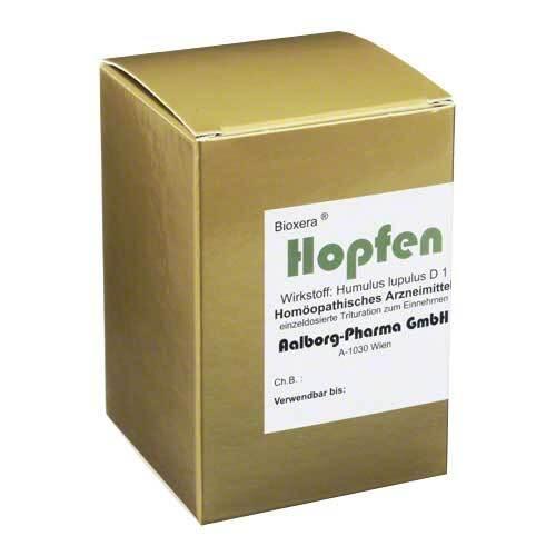 Hopfen Bioxera Kapseln - 1