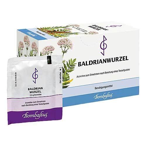 Baldrianwurzeltee Filterbeutel - 1