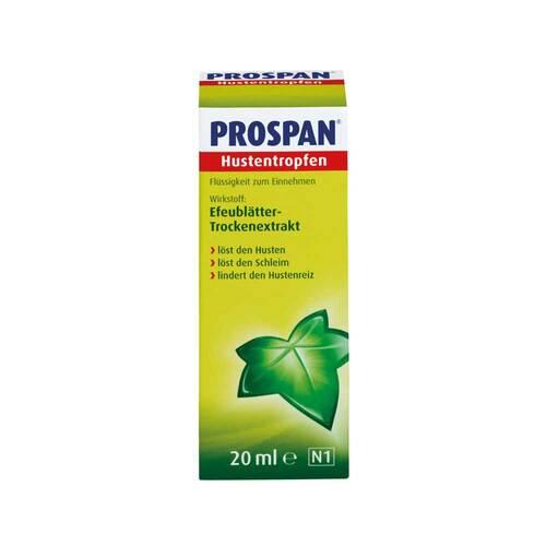 Prospan Hustentropfen - 1