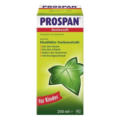 Prospan Hustensaft - 1