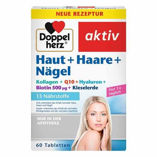 Doppelherz Haut+Haare+Nägel Tabletten - 1