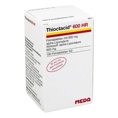 Thioctacid 600 HR Filmtabletten - 1
