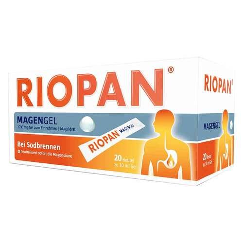 Riopan Magen Gel Stick-Pack - 4