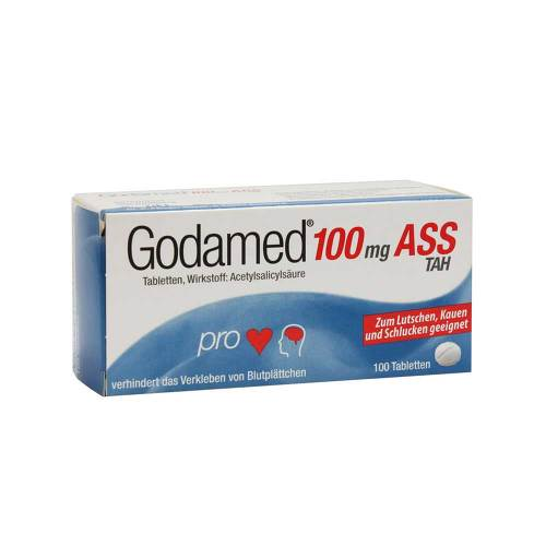 Godamed 100 TAH Tabletten - 1