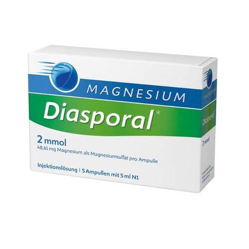 Magnesium Diasporal 2 mmol Ampullen - 1