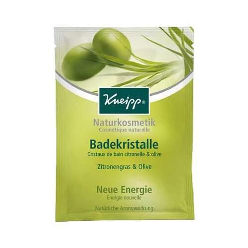 Kneipp Badekristalle Zitronengras & Olive - 1