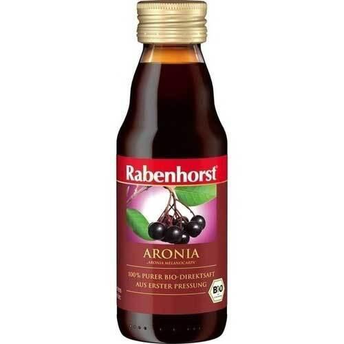 Rabenhorst Aronia Bio Muttersaft mini - 1