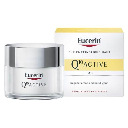 Eucerin Q10 Active Anti-Falten Tagespflege für trockene Haut - 1
