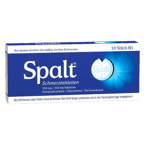Spalt Schmerztabletten - 1