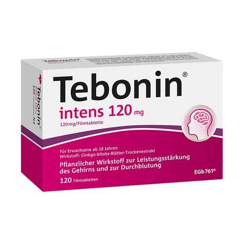 Tebonin intens 120 mg Filmtabletten - 1