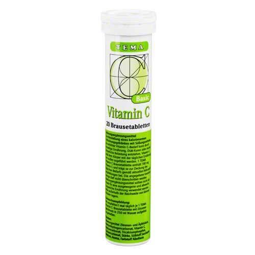 Vitamin C Brausetabletten - 1
