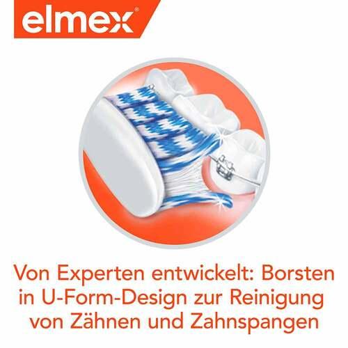 Elmex Ortho Zahnbürste - 4