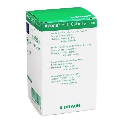 Askina Haftbinde Color 8cmx4 - 1