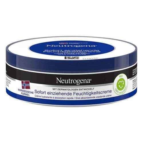 Neutrogena norweg.Formel sofort einzieh.Feucht. Creme - 1