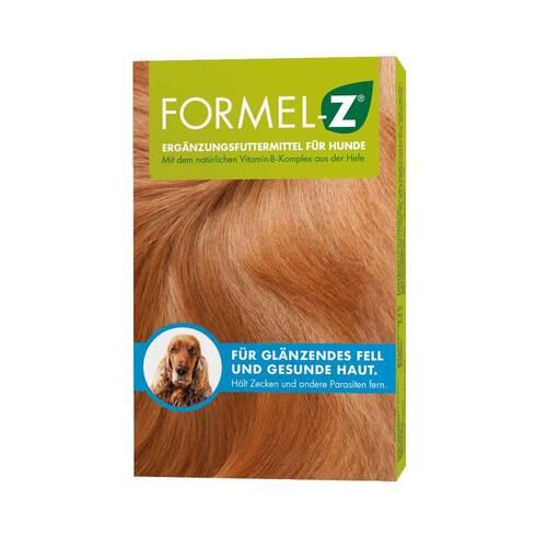 Formel Z für Hunde Tabletten - 1
