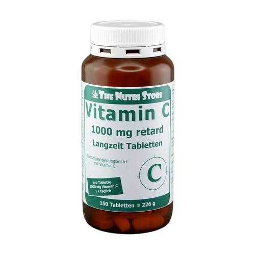 Vitamin C 1000 mg retard Langzeit Tabletten - 1