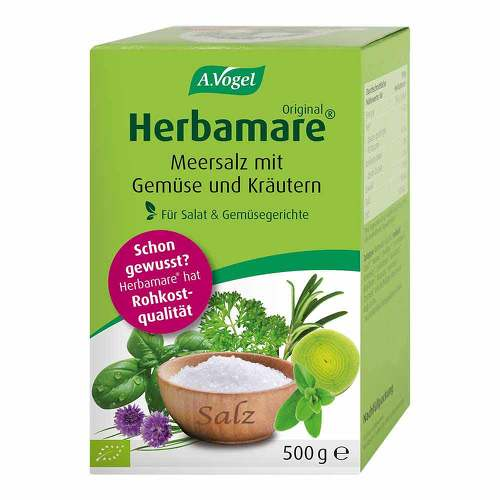 Herbamare Nachfüllbeutel A. Vogel Salz - 1