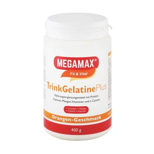 Megamax Trinkgelatine Pulver - 1