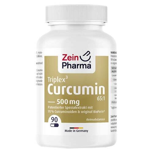 Curcumin-Triplex³ 500 mg Kapseln - 1