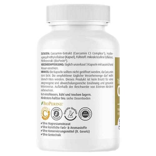 Curcumin-Triplex³ 500 mg Kapseln - 2