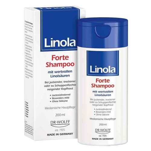 Linola Forte Shampoo - 1