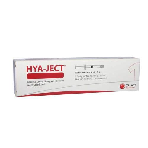 Hya Ject Hyaluronsäure Fertigspritzen - 1