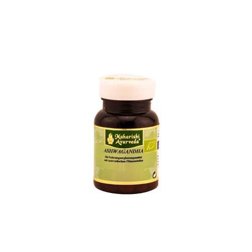 Ashwagandha ayurvedisches Einzelkraut Tabletten - 1