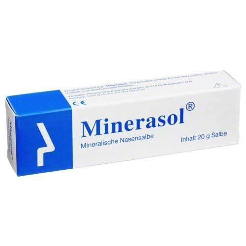 Minerasol mineralische Nasen - 1