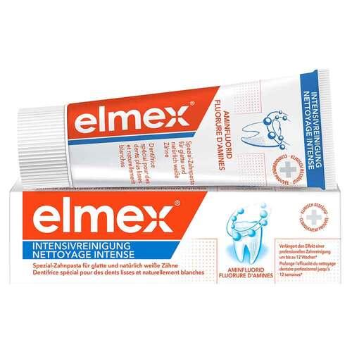 Elmex Intensivreinigung Spezial Zahnpasta - 1