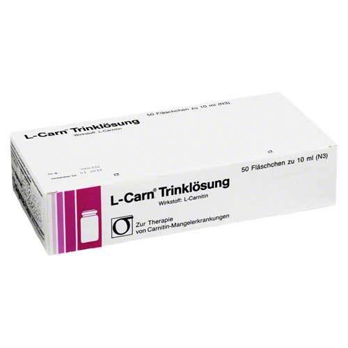 L-Carn Trinklösung - 1