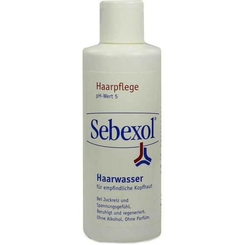 Sebexol Haarwasser - 1