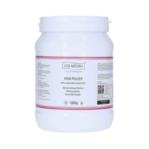 MSM Pulver Methylsulfonylmethan Pulver - 1