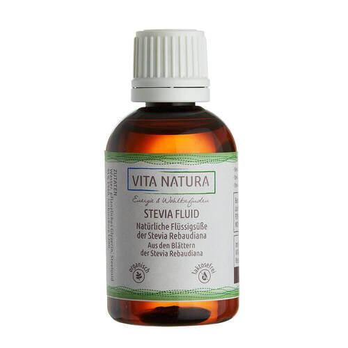 Stevia Fluid Tropfflasche - 1