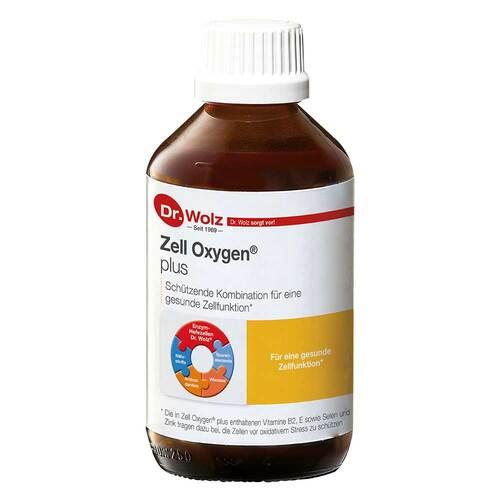 Zell Oxygen plus flüssig - 1