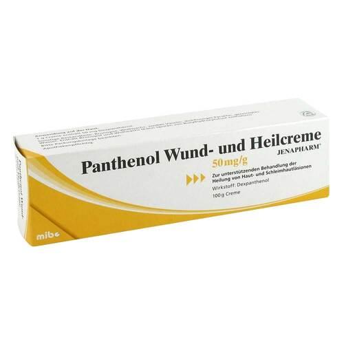Panthenol Wund- und Heilcreme Jenapharm - 1