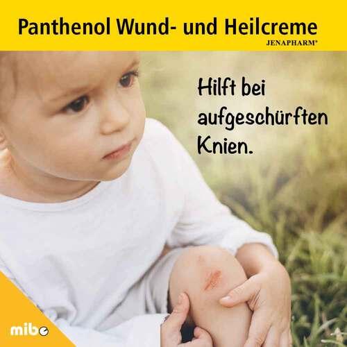 Panthenol Wund- und Heilcreme Jenapharm - 4