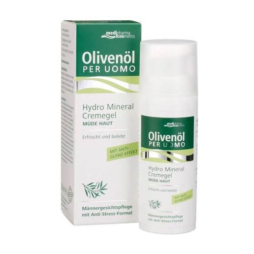 Olivenöl Per Uomo Hydro Mineral Cremegel - 1