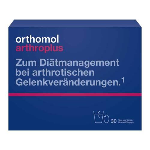 Orthomol Arthroplus Granulat / Kapseln - 1