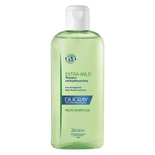 Ducray Extra Mild Shampoo biologisch abbaubar - 1