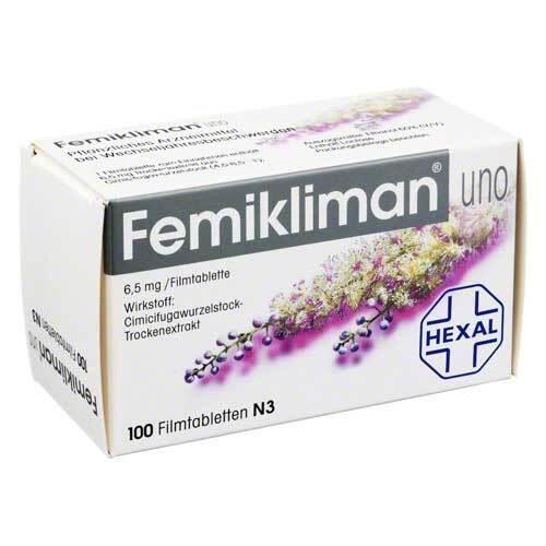 Femikliman uno Filmtabletten - 1