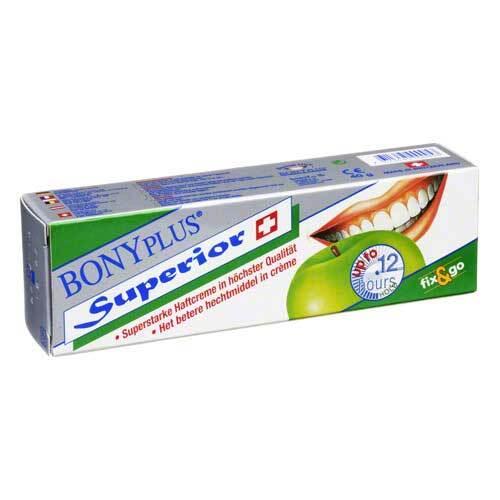 Bonyplus Haftcreme superstar - 1