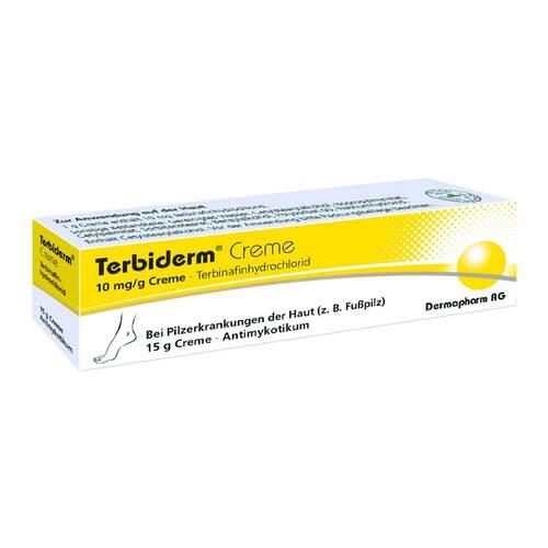 Terbiderm 10 mg / g Creme - 1