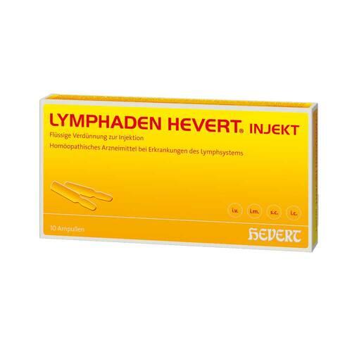 Lymphaden Hevert injekt Ampullen - 1