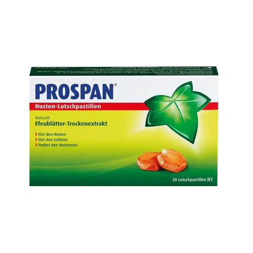 Prospan Husten Lutschpastillen - 1
