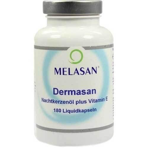 Nachtkerzenöl 500 mg + Vitamin E Melasan Kapseln - 1