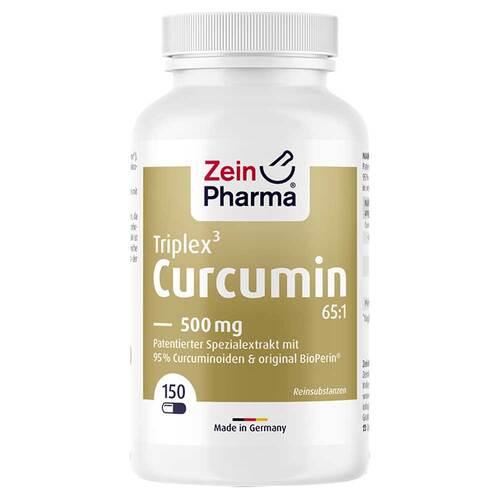 Curcumin Triplex 500 mg Kapseln - 1